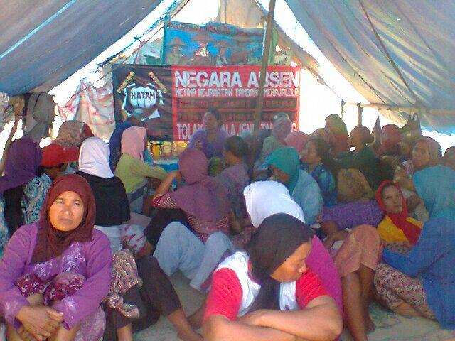 Aksi HATAM Rembang