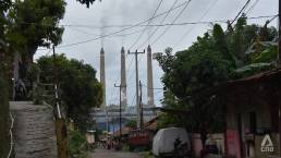 Indonesia's energy mix is dependant on coal-fired power plants. (Photo: Kiki Siregar)