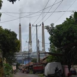 Indonesia's energy mix is dependant on coal-fired power plants. (Photo: Kiki Siregar)